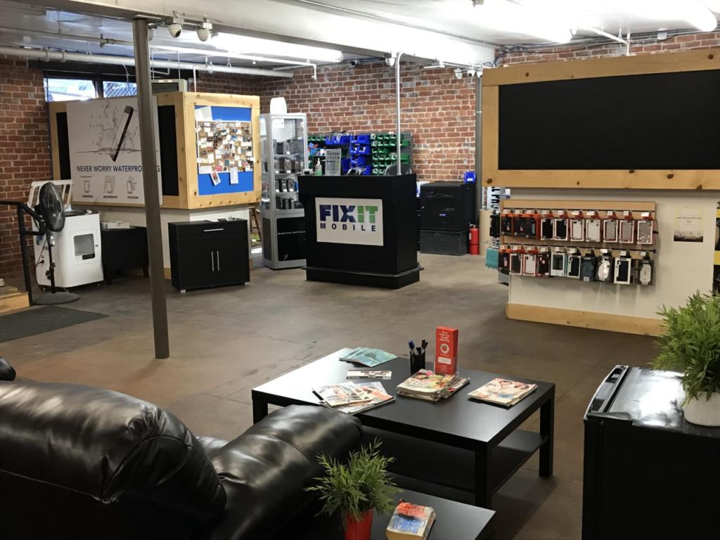 Inside Prescott Store Branch