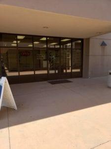 West Jordan Branch Entrance