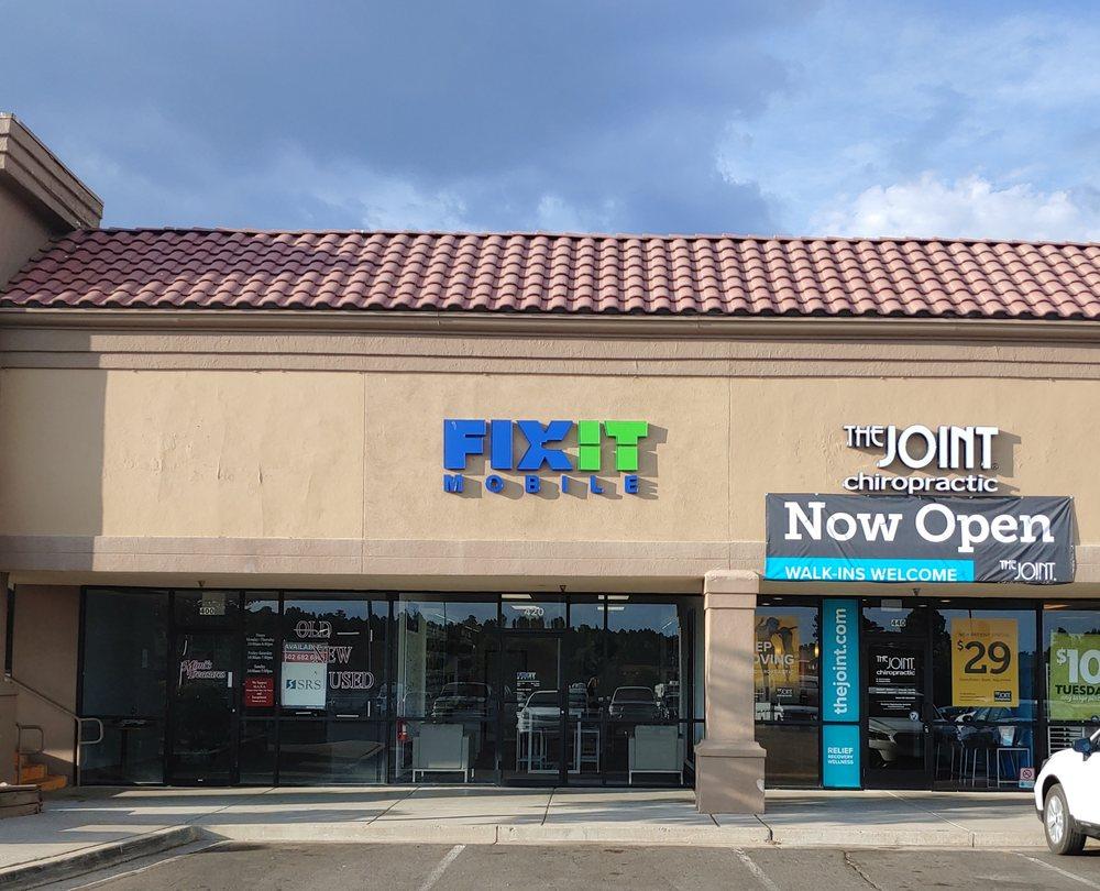 Flagstaff Woodlands Branch - Storefront