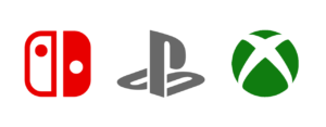 consoles logos