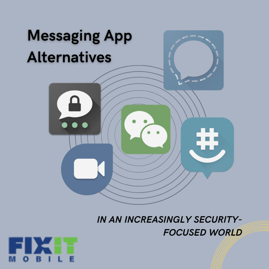top 5 messaging apps