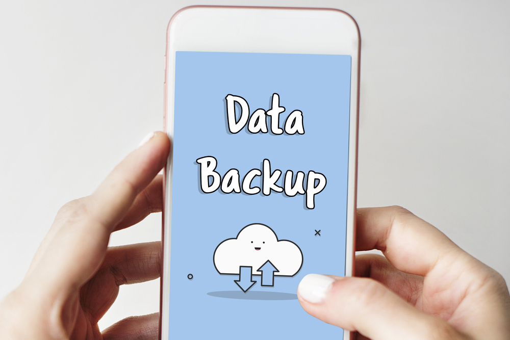 phone backups repair appointments