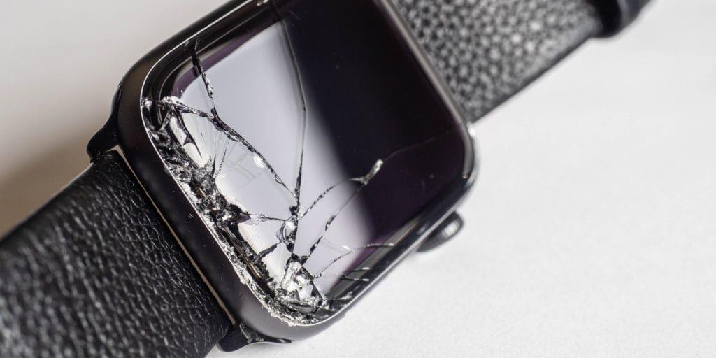 Broken Smartwatch