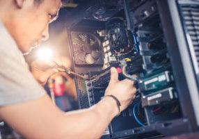 risks DIY computer repair